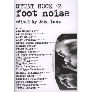 Stunt Rock - Issue 2 - Foot Noise
