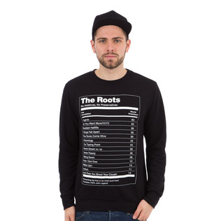 Roots, The - The Ultimate Lightweight Crewneck Sweater