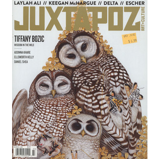Juxtapoz Magazine - 2016 - 03 - March