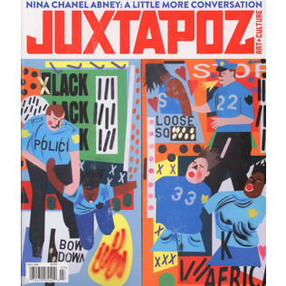 Juxtapoz Magazine - 2016 - 07 - July