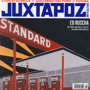 Juxtapoz Magazine - 2016 - 08 - August