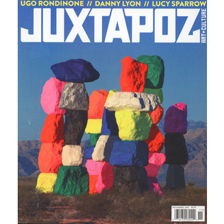 Juxtapoz Magazine - 2016 - 11 - November