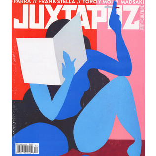 Juxtapoz Magazine - 2016 - 12 - December