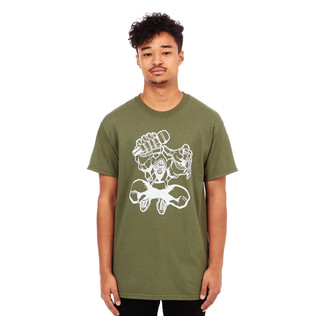 MF Doom - Green T-Shirt