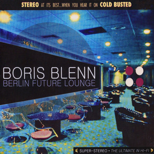 Boris Blenn - Berlin Future Lounge