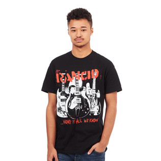 Rancid - Honor Is All We Know T-Shirt