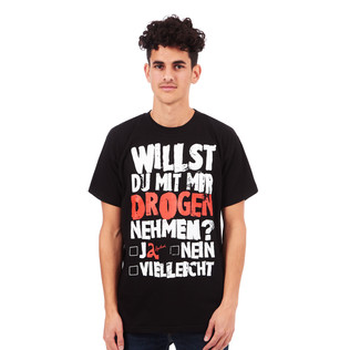Alligatoah - Willst Du T-Shirt