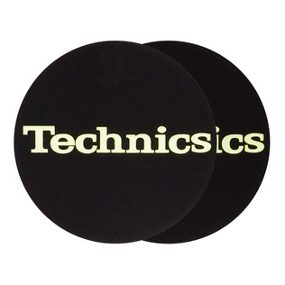 Technics - Logo Glow In The Dark Slipmat