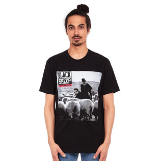 Black Sheep - A Wolf In Sheep's Clothing T-Shirt