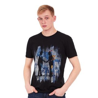 Pink Floyd - Wish You Were Here Painting T-Shirt