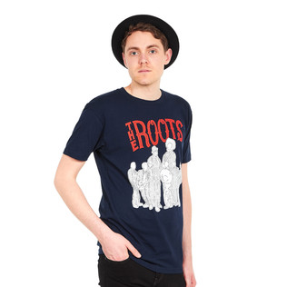 Roots, The - Sketch T-Shirt