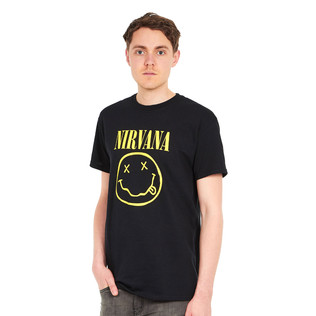 Nirvana - Smiley T-Shirt