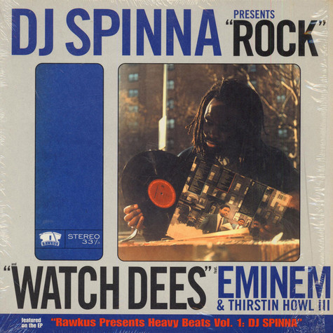 DJ Spinna - Rock