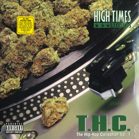 V.A. - T.H.C. the high times hip-hop collection