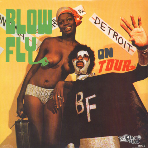 Blowfly - On tour