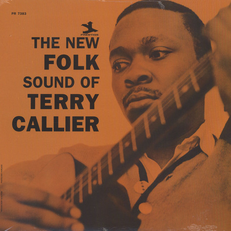 Terry Callier - The New Folk Sound Of ...