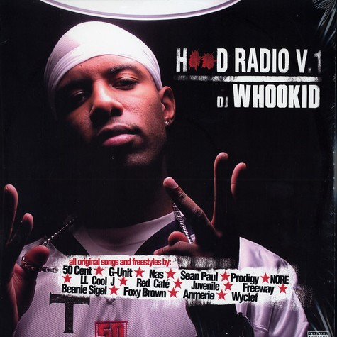 DJ Whoo Kid - Hood radio vol. 1