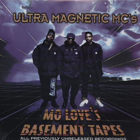 Ultramagnetic MCs - Mo Love's Basement Tapes