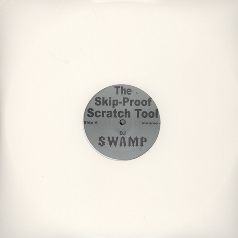 DJ Swamp - Skip proof scratch tools volume 4