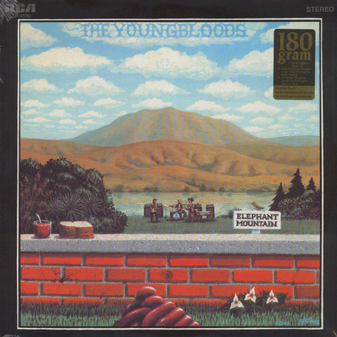 Youngbloods - Elephant mountain
