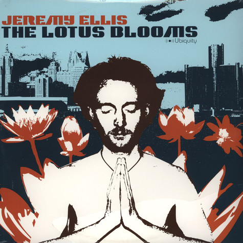 Jeremy Ellis - The lotus blooms