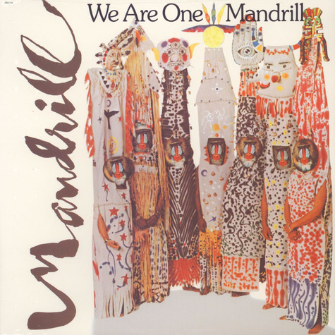 Mandrill - We are one