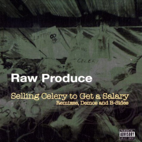 Raw Produce - Selling Celery To Get A Salary