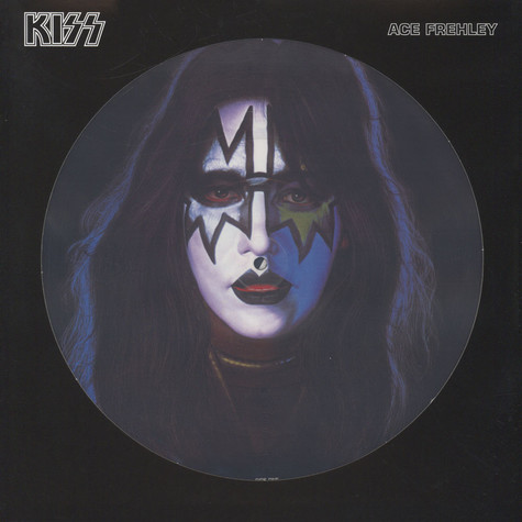 Kiss - Ace Frehley Picture Disc Edition