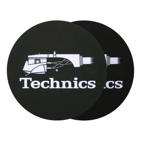 Technics - Headshell 1 Logo Slipmats