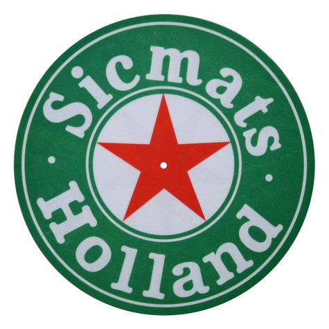 Sicmats - Holland Design Slipmat