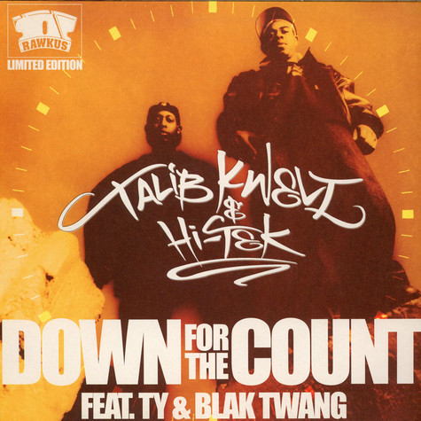 Talib Kweli & Hi-Tek - Down For The Count