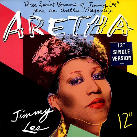 Aretha Franklin - Jimmy Lee
