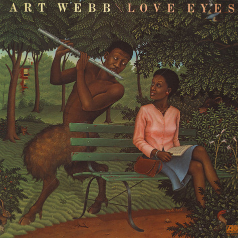 Art Webb - Love Eyes