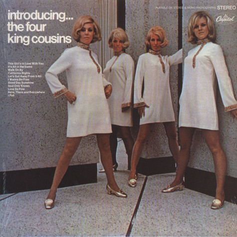 Four King Cousins, The - Introducing the Four King Cousins