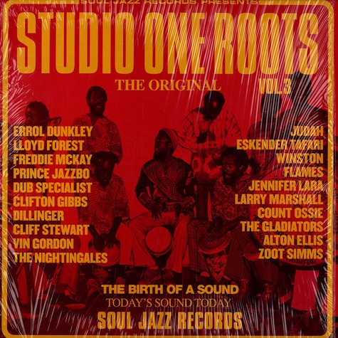 V.A. - Studio one roots volume 3