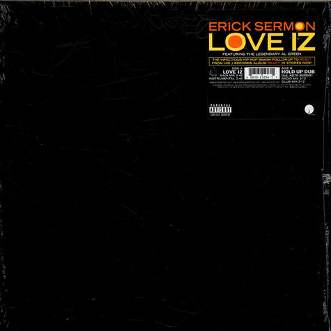 Erick Sermon - Love iz feat. Al Green