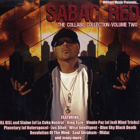 Sabac Red - The collabo collection volume 2