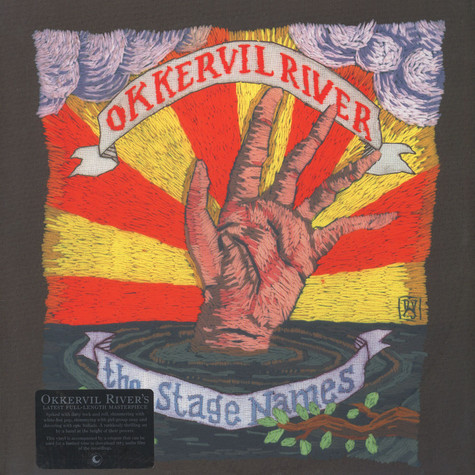 Okkervil Rivers - The stage names