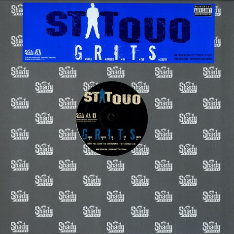 Stat Quo - G.r.i.t.s. (Girls raised in the south)
