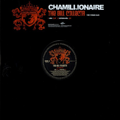 Chamillionaire - The bill collectah feat. Krayzie Bone