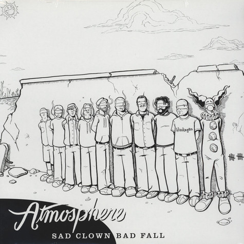 Atmosphere - Sad clown bad fall volume 10