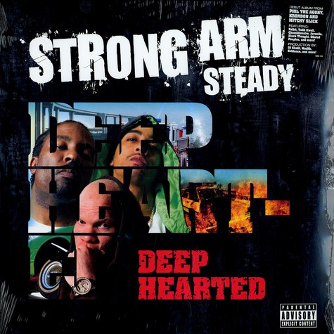 Strong Arm Steady - Deep hearted