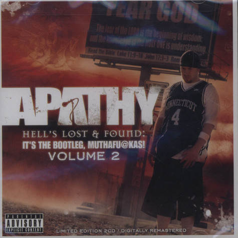 Apathy - Hell's lost & found volume 2