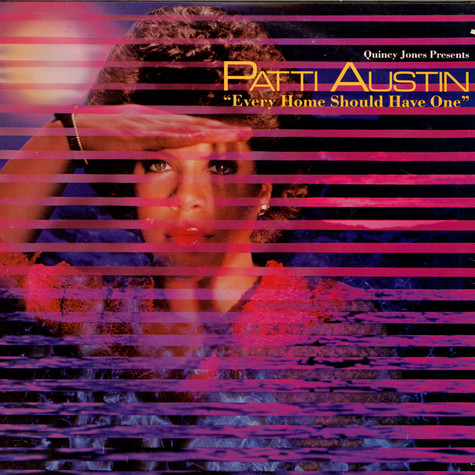 Patti Austin - Every Home Should Have One