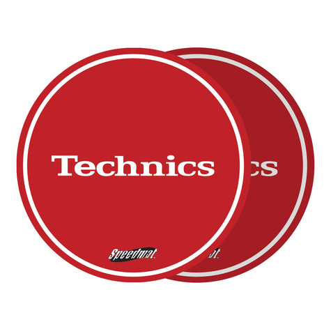 Technics - Logo Turntablists Speedmat