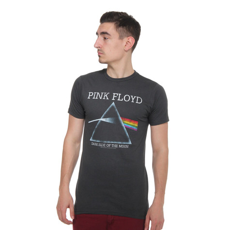 Pink Floyd - Dark Side Of The Moon Distressed T-Shirt