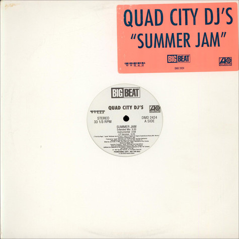 Quad City DJ's - Summer Jam