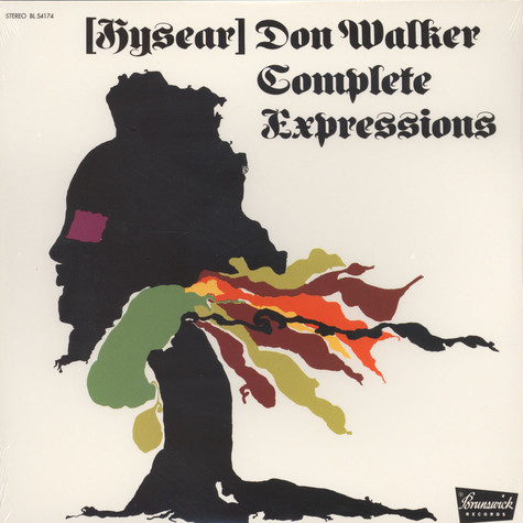 Hysear Don Walker - Complete expressions