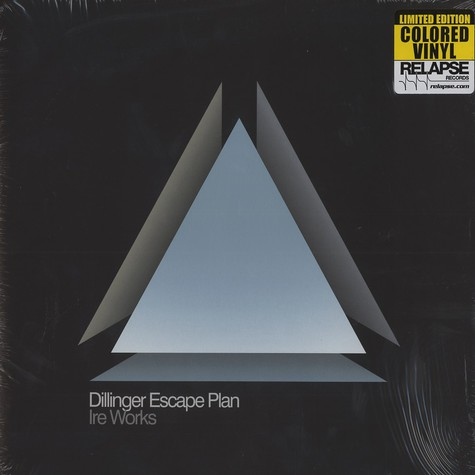 Dillinger Escape Plan - Ire works