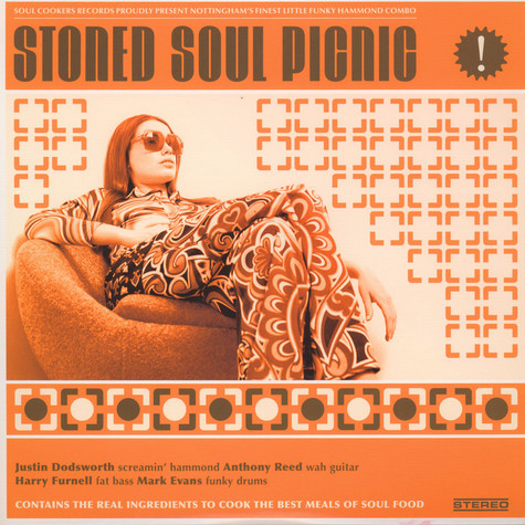 Stoned Soul Picnic - The Erotic Cakes of Stoned Soul Picnic